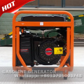 5kw Portable gasoline generator price with CE and GS