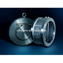 Hot Sale PN10/PN16 Stainless Steel Non Return Swing Wafer Check Valve