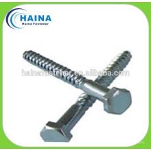 stainless steel hex head wood screw wood screw