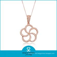 Großhandel goldene Halskette für Mädchen (SH-N0015)