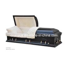Ana de fabricação de caixão para o Funeral