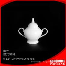 online shopping wedding dinning ceramic porcelain sugar holder