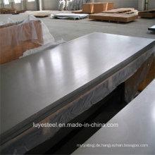 Rostfreie dicke Stahlplatte / Weichstahlblech