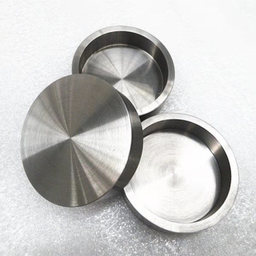 99.95% Purity Tungsten Crucible Tungsten Pot for Melting
