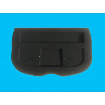 Nissan Black Non-Retractable Rear Hatch Cover