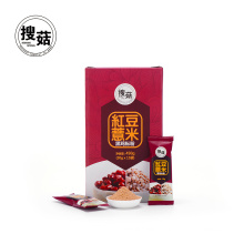 Trade assurance Dried Red Bean Coix Seed Mix Powder Meal replacement powder in herbal extract