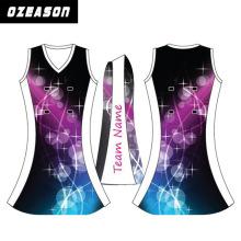 Girls Sportswear Netball Dress Uniform, Tennis Dress (N003)