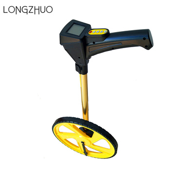 Long Road Meter Wheel Distance Measuring Gauge