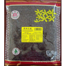 Delicioso tempeh elaborado con frijoles negros