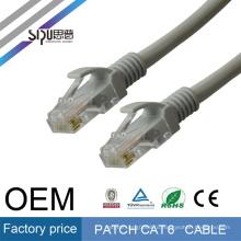 Высокая СИПУ скорость передачи кабель 1м кабель UTP 4 пары 23awg кабель ОАС cat6 патч-кабель