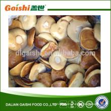 Boletus edulis raw material in brine