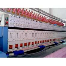 Rotating Shuttle Quilting and Embroidery Machine/ Yuxing Embroidery Machinery