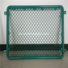 놀이터 용 PVC Coted Chain Link Fence 롤