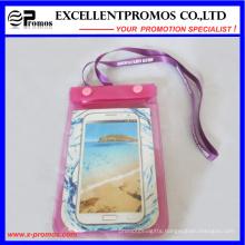 Smart PVC Waterproof Mobile Phone Bag with Arm Belt (EP-H9167)