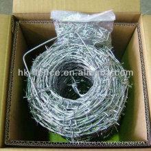 Nouvelle offre !! Battre le fil barbelé de rasoir de concertina de qualité / fil de fer barbelé de rasoir pointu (usine de plus de 20 ans)