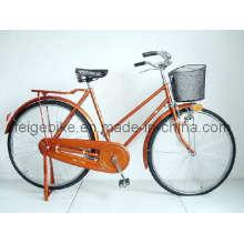 Vélo de ville vélo traditionnel durable (CB-017)