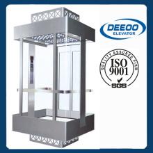 Square Type Sightseeing Lift Elevator