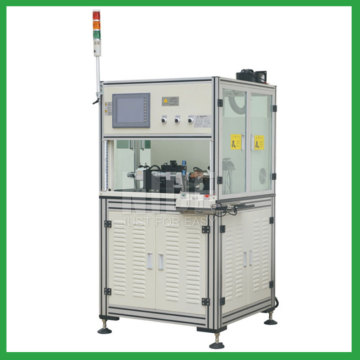 Shaftless armature rotor Spot Welding Machine