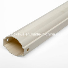 ABS Plastic Extruded Tube with Punching