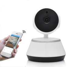 720P Wifi Wireless Security IP Camera
