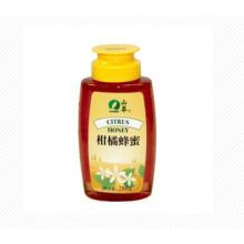Food Grade Honigglas mit Non-Drip Silikon-Ventildeckel (PPC-PHB-62)