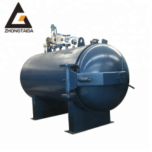 The new roller autoclave vulcanization rubber curing hose with low price pressure vessel rubber autoclave
