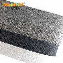Baguette de bord d'ABS de 0.35-3.0mm pour l'accessoire de meubles
