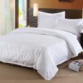 Fábrica de Guangzhou fornecem diretamente puro branco 60s luxo algodão Beddings Hotel