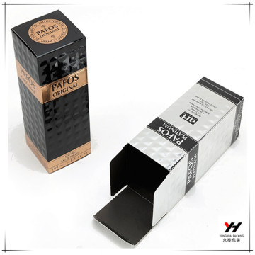 2018 Großhandel Phantasie Design Verpackung Parfüm benutzerdefinierte Papier Box