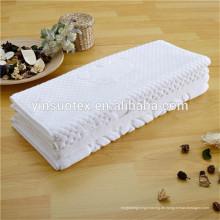 Hersteller 100% Baumwolle Material Hotel Gesicht Handtuch