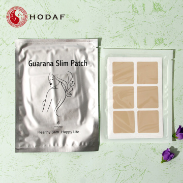 Hot Sale Produk Kesehatan Guarana Slimming Patch