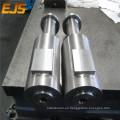 25mm mini tornillo barril de barril de tornillo extrusor de laboratorio para mini máquina de plástico