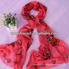 зимний шарф 2013