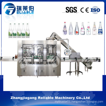 Reliable Automatic Glass Bottle Wine Filling Machine