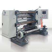 Cheapest 4kw Semi Automatic Plastic Film Slitting Machine