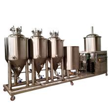 100L mini home beer brewing equipment