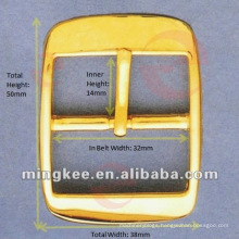 Gold Belt / Bag Buckle (M16-246A)