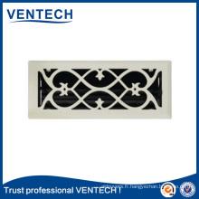 Grille d'air de plancher de climatisation pour l'usage de ventilation