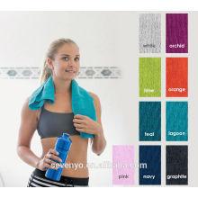 Mikrofaser Gym Handtuch für Reisen Beach Golf Fitness & Freizeit ST-002 China-Lieferant