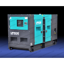 Gerador diesel de baixo ruído de 100kVA (UC80E)