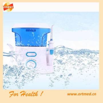 irrigador bucal recargable dental flosser de agua