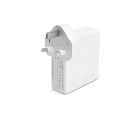 60W Apple Magsafe 1 LチップUKプラグ