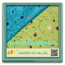 Fashion new design latest style polyester Jacquard garment fabric