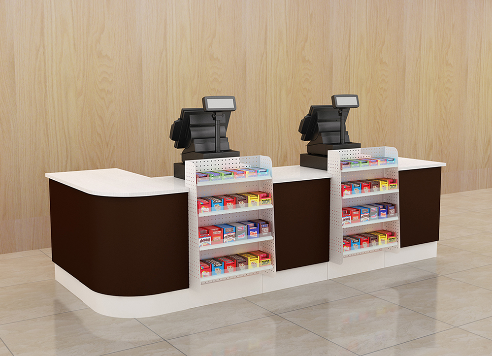 Retail Checkout Counter
