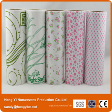 Multi Purpose Nonwoven Fabric Cleaning Cloth Roll, Wipe Roll
