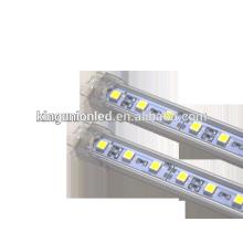 SMD5050 llevó la barra rígida, 12v llevó las luces