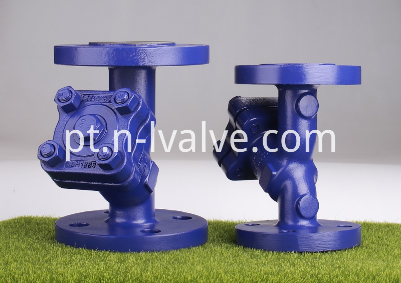 Medium Temperature Wax Process Y Type Strainer