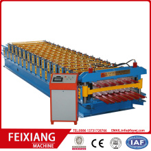 Double Layer Sheet Corrugated Steel Making Machine