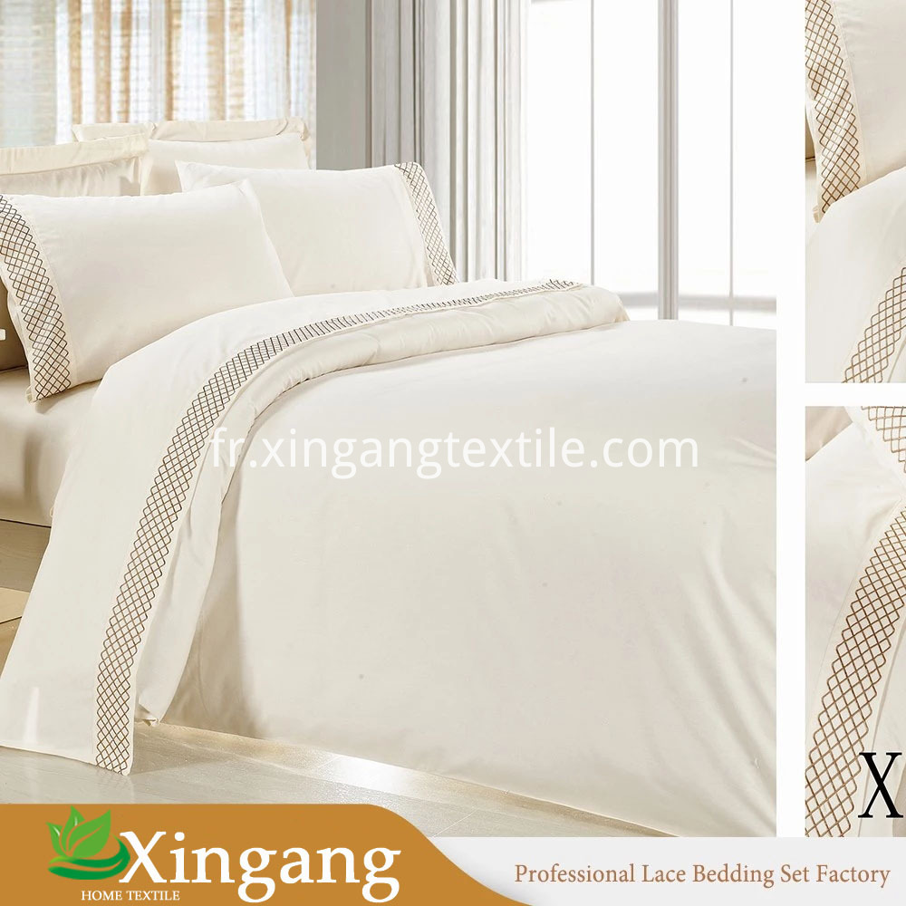 LACE BEDDING (5)