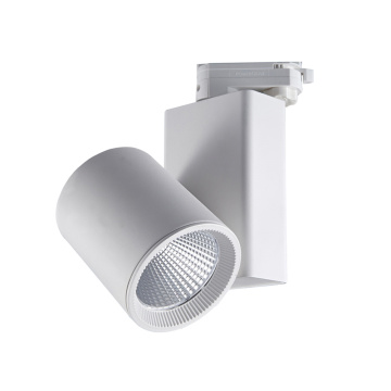 Rail d'éclairage à LED triphasé 30w 40w Ra90